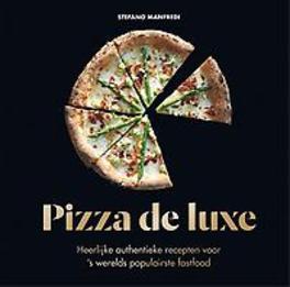 Boek Pizza De Luxe van Stefano Manfredi