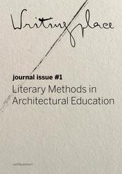 Writingplace Journal issue / 1