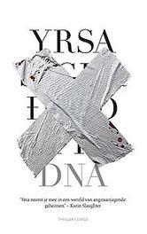 DNA Yrsa Sigurdardottir, Paperback