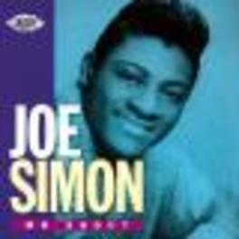 MR. SHOUT Audio CD, JOE SIMON, CD