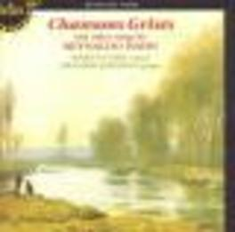 CHANSONS GRISES & OTHER S ...SONGS/W/MARTYN HILL-TENOR, GRAHAM JOHNSON-PIANO Audio CD, R. HAHN, CD