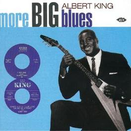 MORE BIG BLUES Audio CD, ALBERT KING, CD