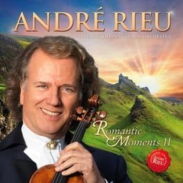 ROMANTIC MOMENTS II André Rieu, CD