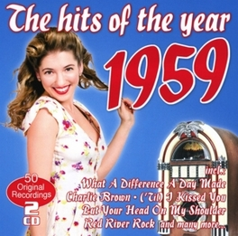 HITS OF THE YEAR 1959 V/A, CD