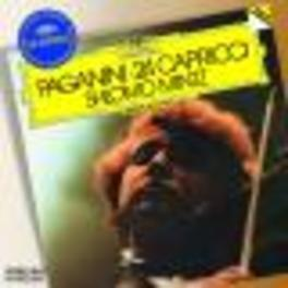 24 CAPRICCI SHLOMO MINTZ Audio CD, N. PAGANINI, CD