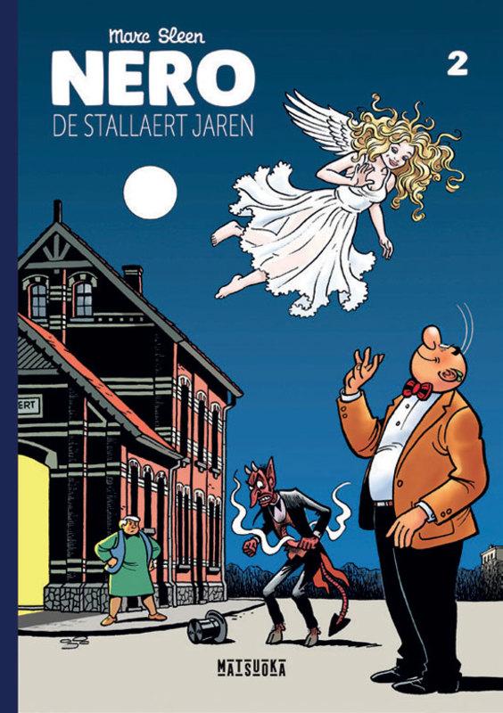 De Stallaert Jaren NERO INTEGRAAL, Sleen, Marc, Hardcover