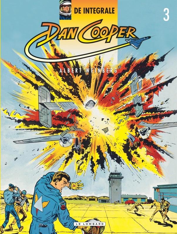 DAN COOPER INTEGRAAL HC03. DEEL 3/16 DAN COOPER INTEGRAAL, Weinberg, Albert, Hardcover