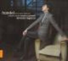 ARIE PER BASSO CONCERTO ITALIANO/L.REGAZZO Audio CD, G.F. HANDEL, CD