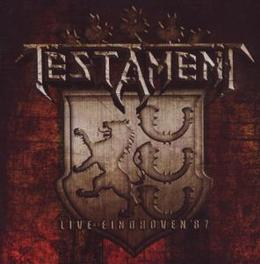 LIVE IN EINDHOVEN Audio CD, TESTAMENT, CD