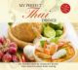 MY PERFECT THAI DINNER THAI RECEIPES INCLUDED/W:PEK LAM OM/TOM KALKHAAN/A.O. Audio CD, V/A, CD