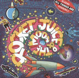 ROCKET JUICE & THE MOON ROCKET JUICE & THE MOON, CD