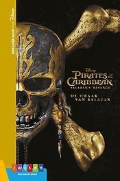 Pirates of the Caribbean de wraak van Salazar, Hardcover