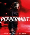 Peppermint, (Blu-Ray)