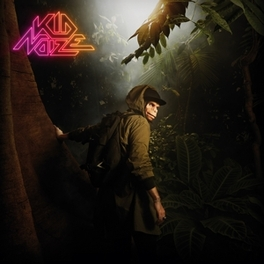 MAN WITH A MONKEY FACE KID NOIZE, CD