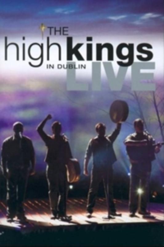 High Kings - Live In Dublin, (DVD) DVDNL
