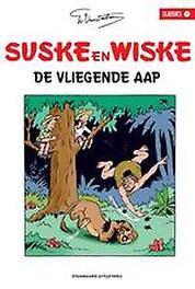 De vliegende aap SUSKE EN WISKE CLASSICS, Willy Vandersteen, Paperback