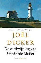 De verdwijning van Stephanie Mailer Joël Dicker, Paperback