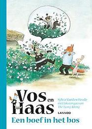 Vos en Haas - Een boef in het bos Vanden Heede, Sylvia, Hardcover