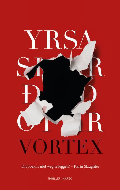 Vortex Yrsa Sigurdardottir, Paperback