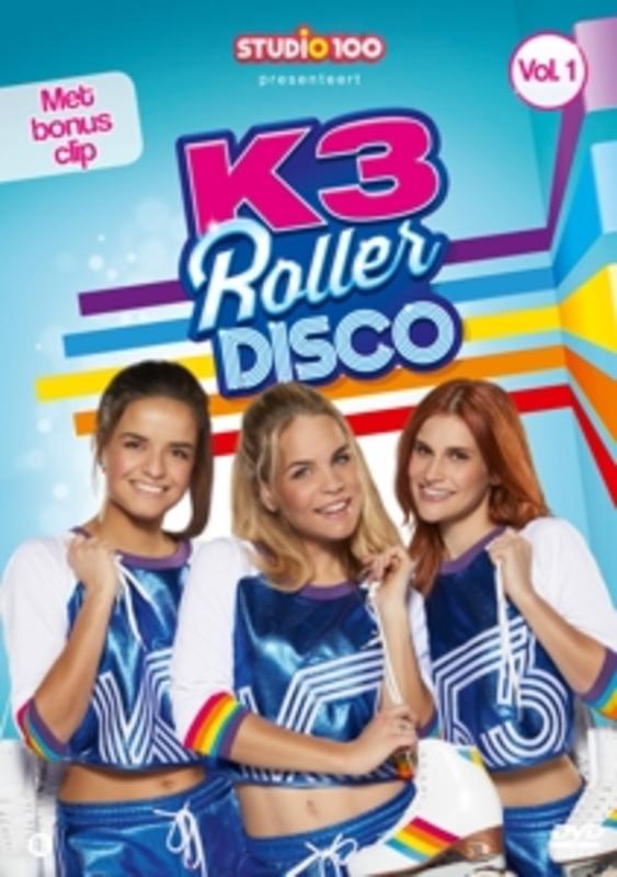 K3 - Rollerdisco-Deel 1, (DVD) DVDNL