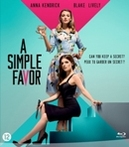 Simple favor , (Blu-Ray)