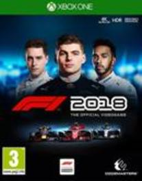 F1 2018, (X-Box One) XBOXONE