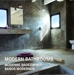 Modern Bathrooms, Hardcover