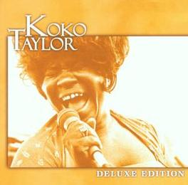 DELUXE EDITION-REMASTERED Audio CD, KOKO TAYLOR, CD