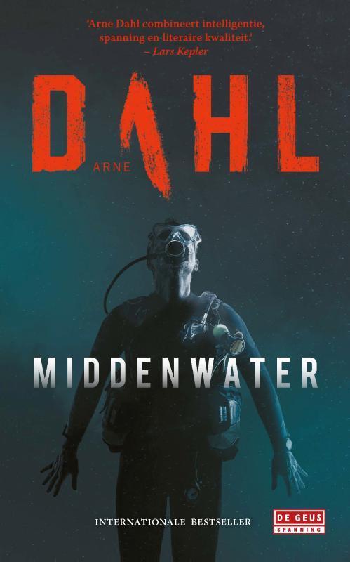 Middenwater Dahl, Arne, Paperback