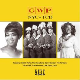 GWP - NYC/TCB W/DEBBIE TAYLOR/BOBBY PENN/PERSIANS/A.O. Audio CD, V/A, CD