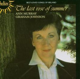 LAST ROSE OF SUMMER W/G.JOHANSON Audio CD, ANN MURRAY, CD