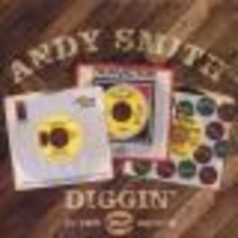 DIGGIN' IN THE BGP VAULTS Audio CD, ANDY SMITH, CD