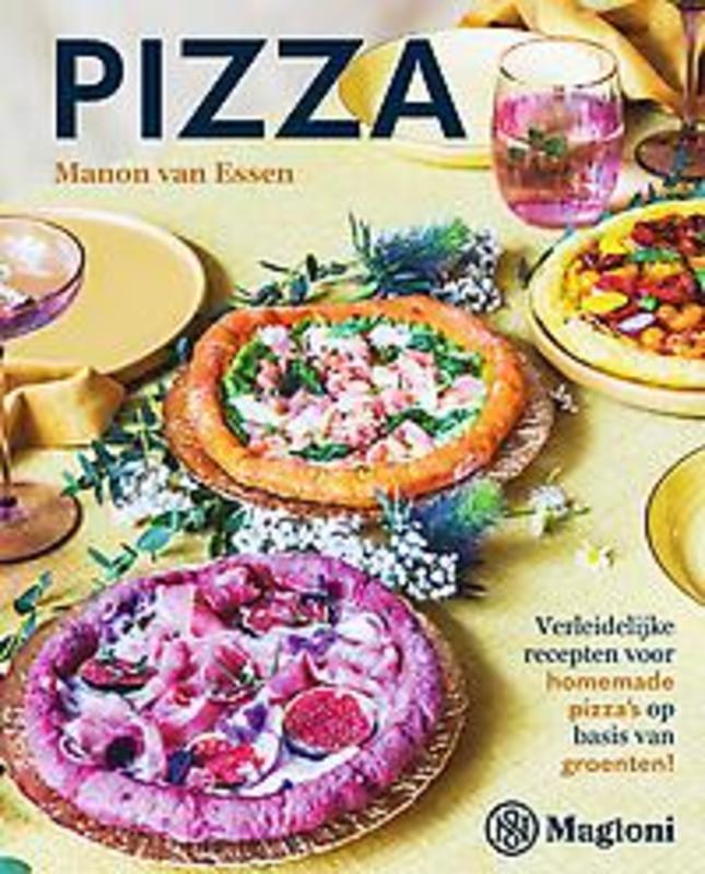 """Bloemkool pizzabodem maken? """"PIZZA"""" van Manon van Essen"""