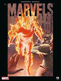 Marvels: 1 MARVELS, Kurt Busiek, Paperback