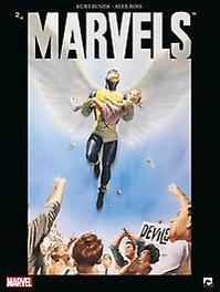 Marvels: 2 MARVELS, Kurt Busiek, Paperback