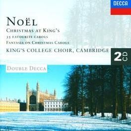 NOEL-CHRISTMAS AT KING'S ...COLLEGE Audio CD, KING'S COLLEGE CHOIR, CD