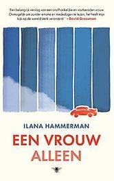 Een vrouw alleen Ilana Hammerman, Paperback