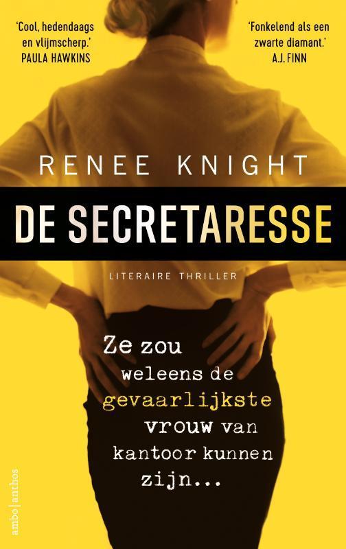 De secretaresse Renée Knight, Paperback