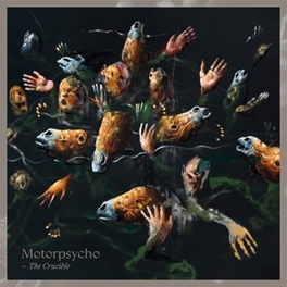 CRUCIBLE MOTORPSYCHO, CD