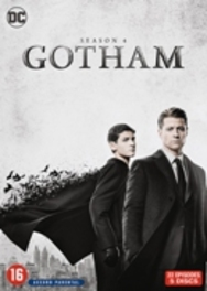 Gotham - Seizoen 4, (DVD) BILINGUAL /CAST: BEN MCKENZIE, DONAL LOGUE DVDNL