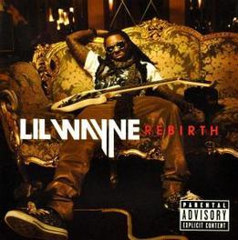REBIRTH-EXPLICIT VERSION- Audio CD, LIL WAYNE, CD