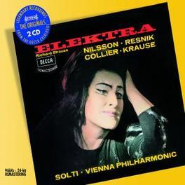 ELEKTRA NILSSON, BIRGIT/RESNIK, REGINA/SOLTI Audio CD, R. STRAUSS, CD