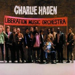 LIBERATION MUSIC ORCHESTR Audio CD, CHARLIE HADEN, CD