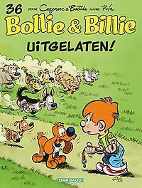 BOLLIE & BILLIE 36. UITGELATEN! BOLLIE & BILLIE, Roba, Paperback