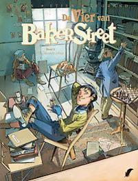 De vier van Baker Street - D05 De Moriarty-Erfenis Legrand, Olivier, Paperback
