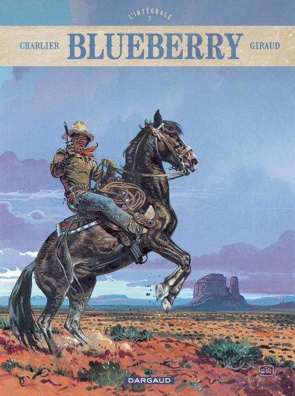BLUEBERRY INTEGRAAL HC07. DEEL 7 BLUEBERRY INTEGRAAL, Charlier, Jean-Michel, Hardcover