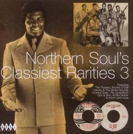 NORTHERN SOUL CLASS.. 3 ..CLASSIEST RARITIES 3 Audio CD, V/A, CD