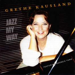JAZZ MY WAY FEAT. GEORGIE FAME Audio CD, GRETHE KAUSLAND, CD