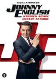 Johnny English - Strikes again , (DVD) .. AGAIN / BILINGUAL /CAST: ROWAN ATKINSON DVDNL