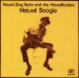 NATURAL BOOGIE Audio CD, HOUND DOG TAYLOR, CD